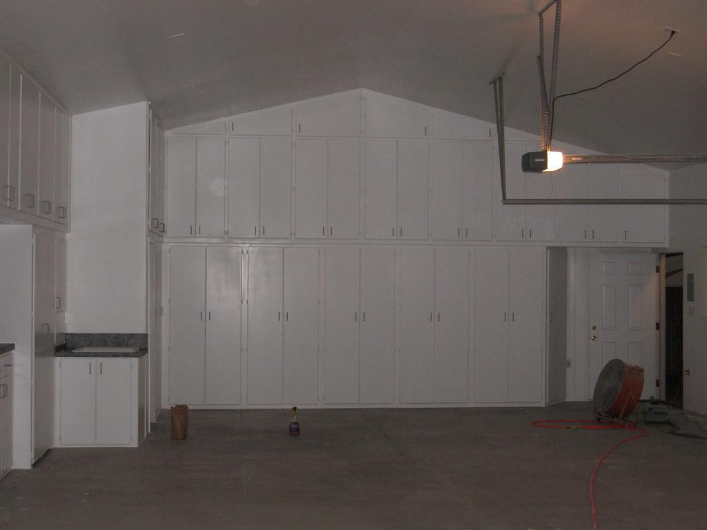 A Custom Garage; Garage Cabinets, Epoxy Floors 6619040602