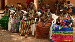 the dipo ceremony of the krobo in ghana (Retlaw Snellac) Tags: africa travel photo ghana dipo krobo