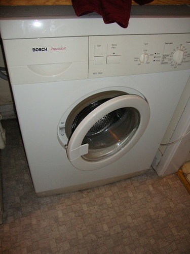 Pete's washing machine