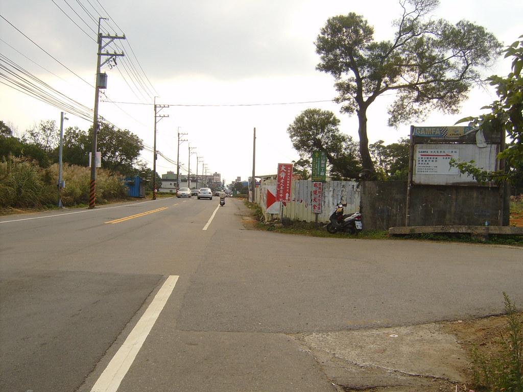 龍潭賽車場路口