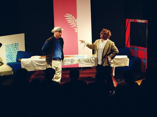 """Crash Boom Bang Theatre Presents: """"The Moonlite Gallery"""""""