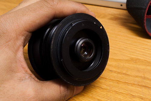 40 Year Old Lens On My DSLR : Arun Has A Blog