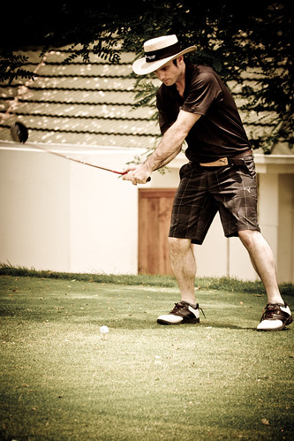 Rectron Golf Day - Tee Off-12