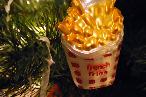 An Order of Fries for the Kitchen Tree