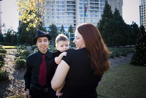 Family Christmas Pics 2009