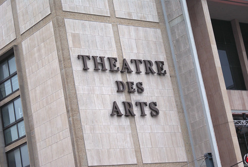Le choix de pièces de théâtre