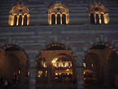 Como - Italia (givi60) Tags: italien italy como italia notturno archi broletto