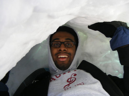 Me In The Igloo
