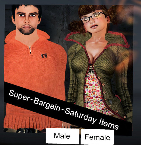Super Bargin Saturday DeeTaleZ