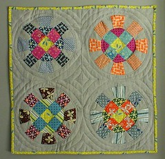 My Doll Quilt from katiejeanbags (twinfibers) Tags: hopevalley dollquilt dqs8