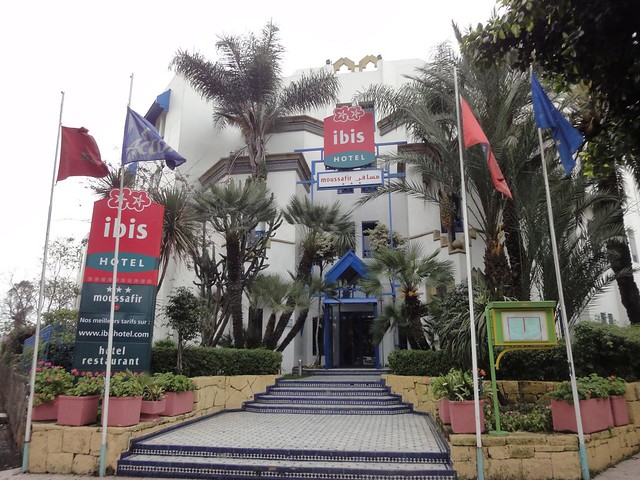 Hotel Ibis em Casablanca Marrocos