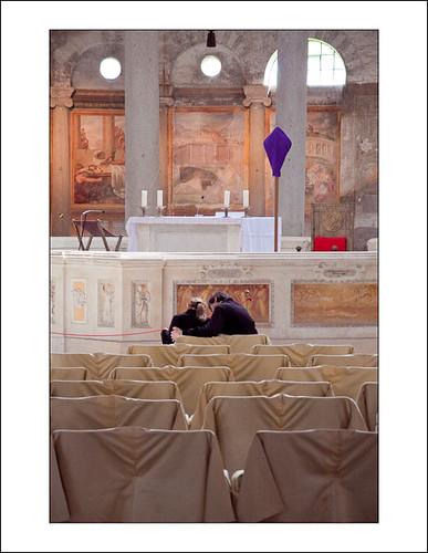 in de kerk by hans van egdom