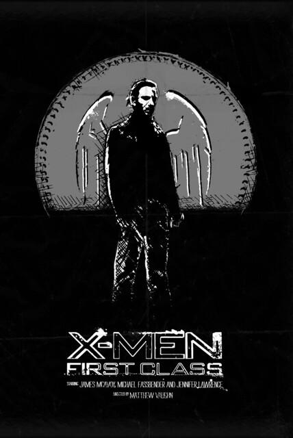 X-MEN 1st CLASS