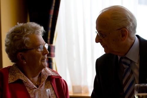 Pake en Beppe, 60 jaar getrouwd