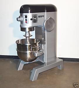 Hobart 60qt 60 qt Dough Mixer H 600 Bakery Pizza