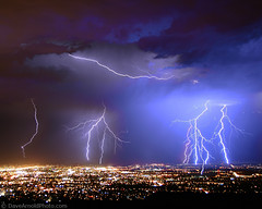 A rage over Albuquerque (Dave Arnold Photo) Tags: pictures city usa cloud storm newmexico southwest rain weather night canon us photo hit flooding cityscape nightscape image flood photos arnold bad picture albuquerque dukecity stormy pic images photograph abq rainstorm strike thunderstorm nightphoto lightning nm lightening storms thunder stormcloud cityatnight badweather downtownalbuquerque lightningstrike severeweather universityofnewmexico nightstorm nightcity severestorm lightningstorm badlightning davearnold stormycloud hitbylightning cityofalbuquerque severstorm nmex downtownabq lightningcloud multiplestrike newmexicostorm albuquerqueatnight lightninghit davearnoldphoto davearnoldphotocom strikinglightning albuquerquenight newmexicoweather severelightning southweststorm southwestlightning severerain univofnewmexico abqnight albuquerquenmatnight
