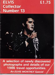 Elvis collector No 13 (Pagan555) Tags: elvis theking fanmags musicmagazines
