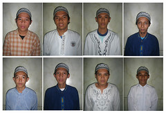 Anggota Forum Komunikasi Pemuda-Remaja Masjid Al-Mujahidin