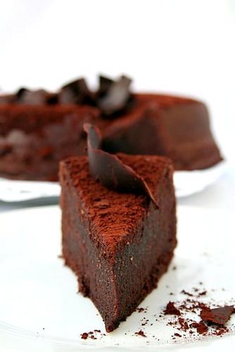 Le Biscuit Moelleux au Chocolat de la Maison du Chocolat -