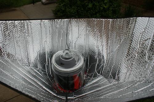 Solar cooker, take 2