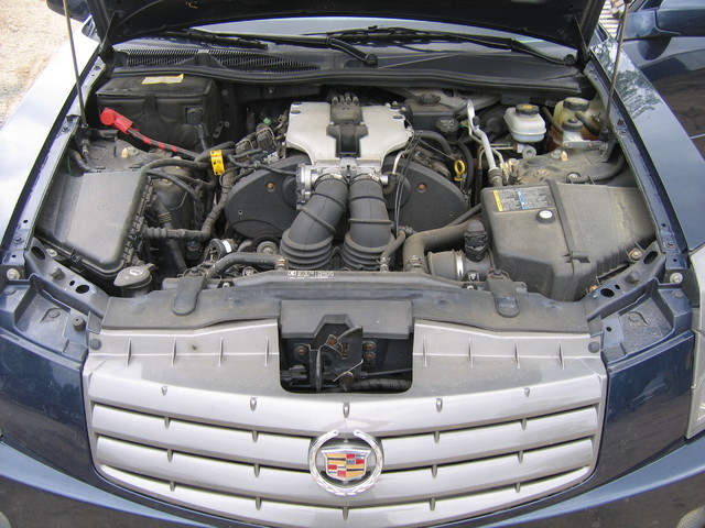 2003 Cadillac CTS engine