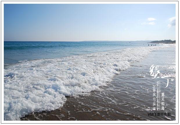 【墾丁景點】來渡假吧~墾丁夏都飯店海灘實景33