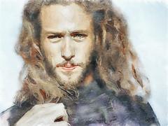 Jesus (piker77) Tags: portrait painterly man art face digital photoshop watercolor painting interesting media natural retrato aquarelle digitale jesus manipulation simulation peinture illusion virtual watercolour transparent acuarela tablet technique wacom ritratto stylized pintura portre  imitation  aquarela aquarell emulation malerei pittura virtuale virtuel naturalmedia    piker77wc arthystorybrush