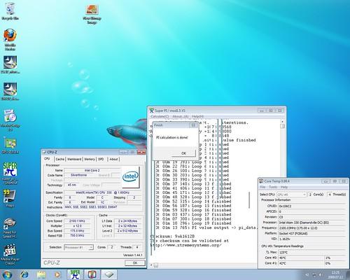 ASRock ION 330: Intel Atom (Dual Core) + Nvidia ION