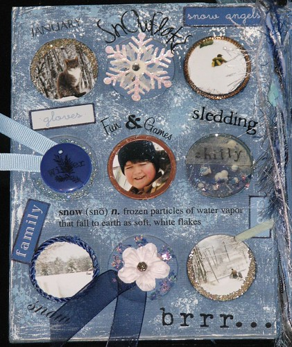 Winter Coin Book 005