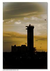 Marina beach light house (Prabhu Ramakrishnan) Tags: lighthouse marinabeach chennai chennaiphotography