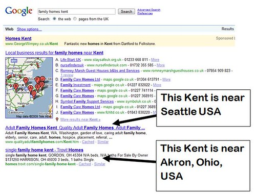 The Curious Case Of Google's Bizarre UK Search Results