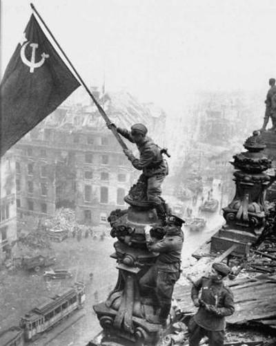 La bandera no ondeaba