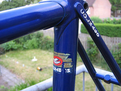 colnago mexico (Arnoooo) Tags: columbus bicycle vintage mexico cycling 1982 steel competition racing bicycles sl tourdefrance eighties colnago tubing oro roadbicycle engravings worldrecord campagnolo crimped superrecord columbussl sarionni