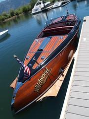 Wildwood - Stancraft Torpedo (aaronbaileycp) Tags: wood boat laketahoe torpedo wildwood woodboat stancraft