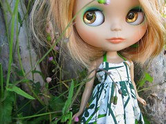 Addison (Angel~Lily) Tags: holiday sunshine doll plastic blythe custom addison takara angellily