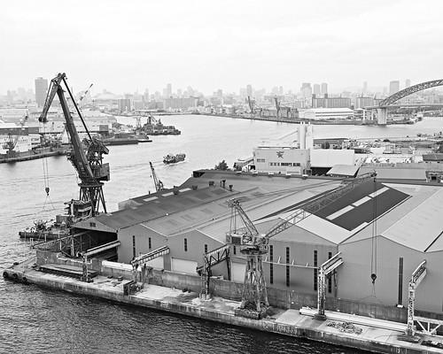 Osaka Harbour