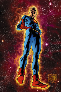 Marvelman by Joe Quesada