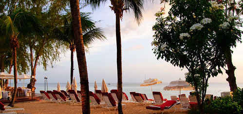 Caribbean evening