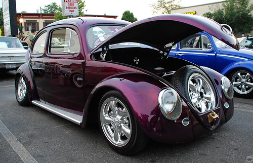 sweet vw beetle custom
