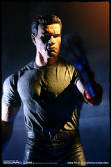 Terminator 2 : Man or Machine_3 (EdwardLee's collection) Tags: 2 canon movie toy toys actionfigure day action arnold schwarzenegger collection figure terminator judgment t2 neca t800 endoskeleton 400d edwardlees