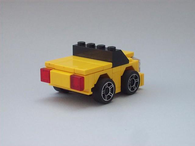 lego dodge ram srt10