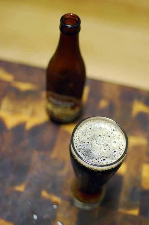 "Monteith's ""Doppelbock"" Winter Ale"