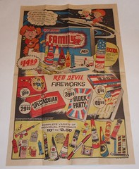 1983 Red Devil Fireworks brochure