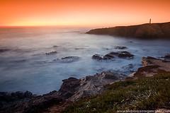 Porto Covo_2 (Andr Vicente Gonalves) Tags: longexposure sunset beach portugal sunrise landscapes algarve avg leefilters andrgonalves wwwandrevicentegoncalvescom