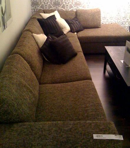 Nya soffan! Typ