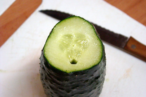Stunned Cucumber