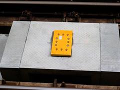 Sensors at Sala Daeng Skytrain Station (Ian Fuller) Tags: thailand asia bangkok skytrain th krungthep bangrak     silomline saladaengskytrain