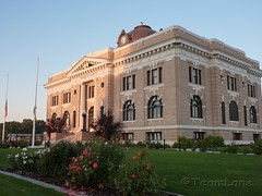 Tri Cities Washington County Courthouse