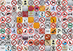 No signs (Leo Reynolds) Tags: photomosaic squircle flickrthing coverpop 0sec hpexif webthing xratio139x xleol30x xphotomosaicx