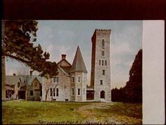a1762 (Providence Public Library) Tags: narragansett postcardcollection narragansettpier narragansettpierri rhodeislandimages pc7505 hazardscastle